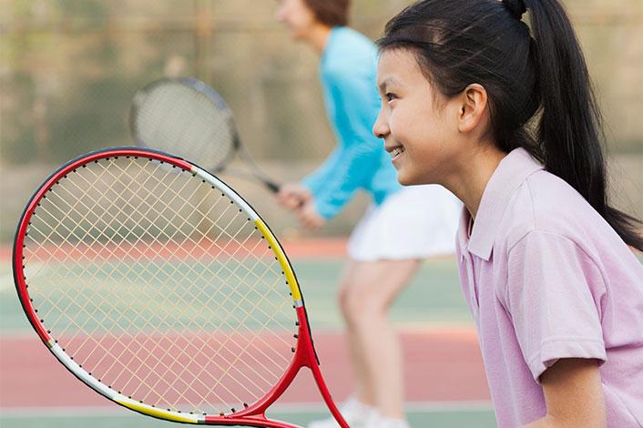 Junior Tennis Programs